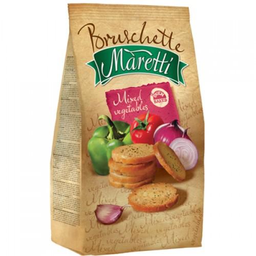 BRUSCHETTE MARETTI Mixed Vegetables