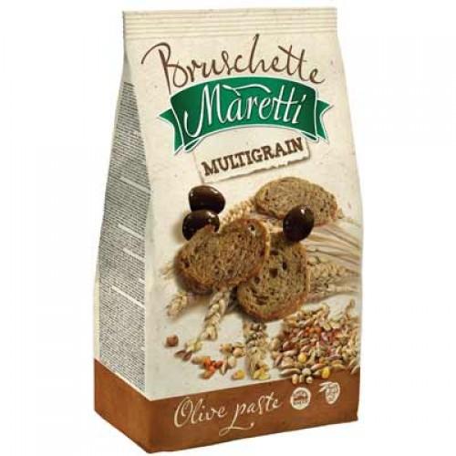 BRUSCHETTE MARETTI MULTIGRAIN Olive Paste