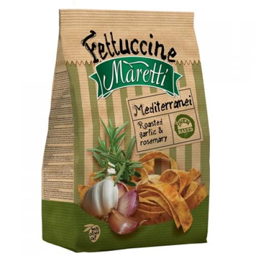 FETTUCCINE MARETTI Roasted garlic & rosemary