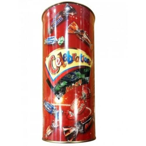Mars Celebrations Tube 400g