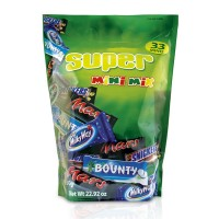 Super Mini Mix Pouch 650g