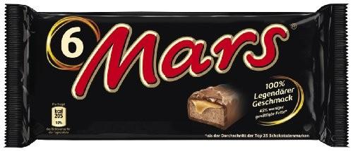 Mars 6 pack 270g