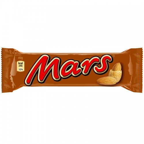Mars Almonds