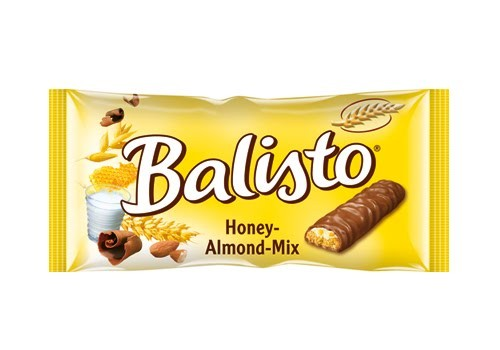 Balisto honey & almonds mix