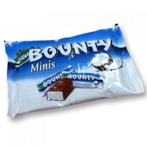 Bounty minis 200g