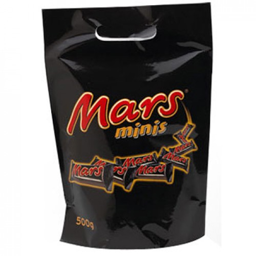 Mars minis pouch