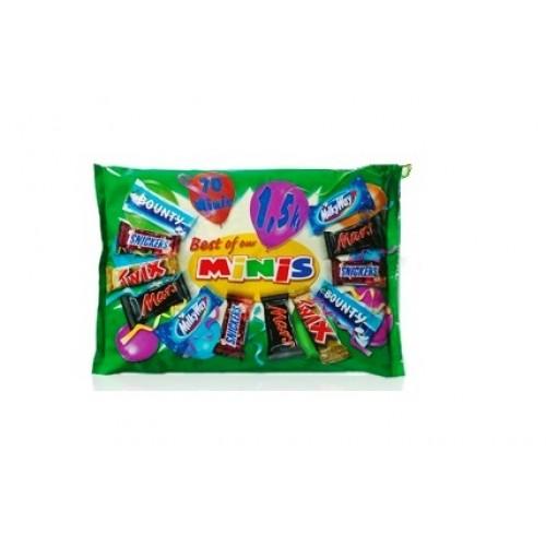 Mixed Minis Bag 1500g