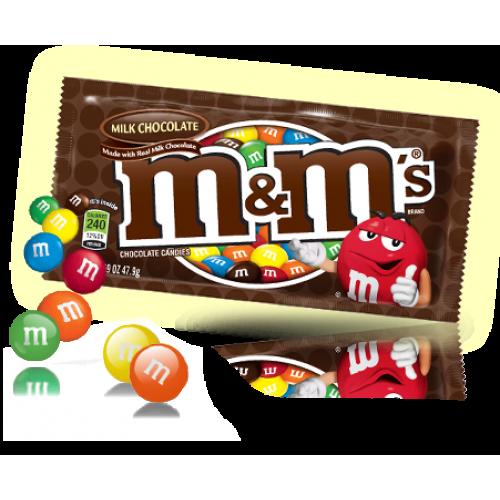 M&M's choco candies 48g