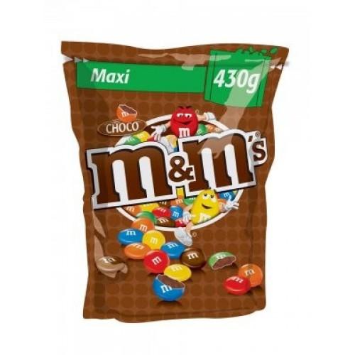 M&M's Choco Maxi Pouch 430g