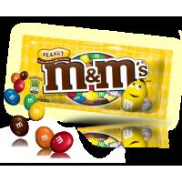 M&M's peanuts candies 48g