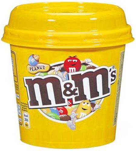 M&M's Peanuts Cup 200g