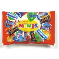 Mixed Minis Bag 500g