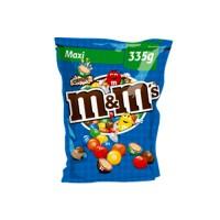 M&M's Maxi Crispy Pouch 335g