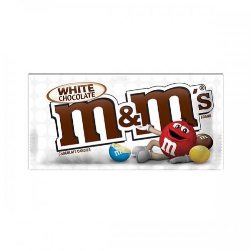 M&M's White Chcolate 42g