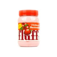 Marshmallow Strawberry Fluff 213g