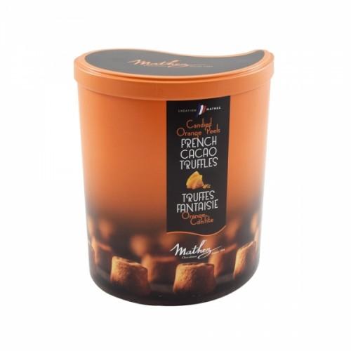 Mathez Les Inseparables Candied Orange Peels