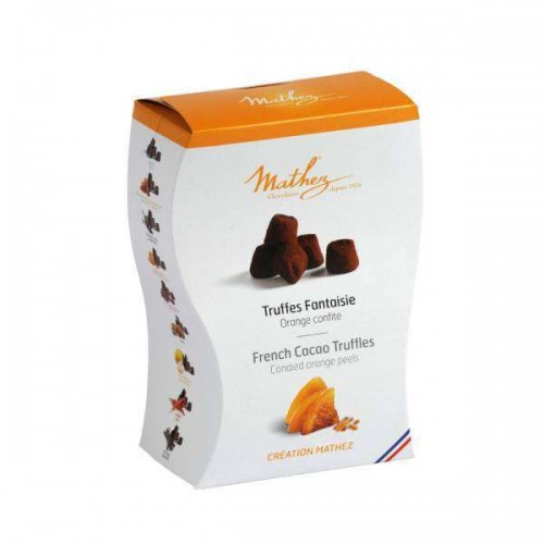 Mathez Uno Candied Orange Peels