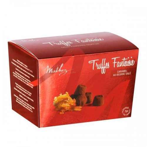 Mathez Fantaisie Metal Salted Butter Caramel