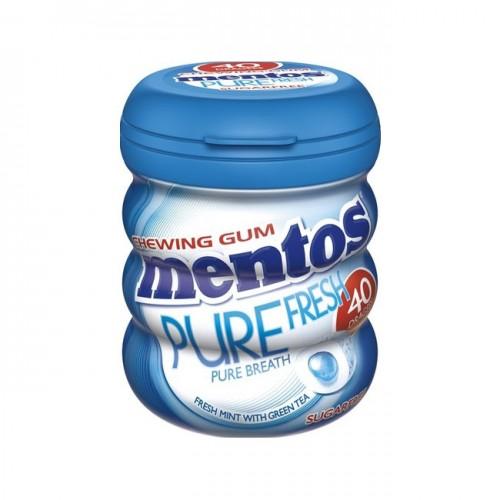 Mentos Michelin Pure Fresh Mint Gums