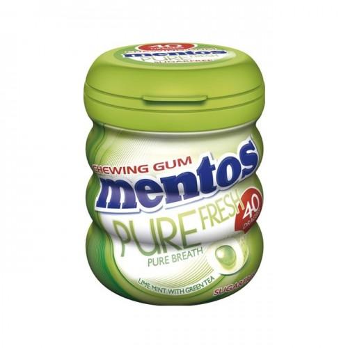 Mentos Michelin Pure Fresh Lime Mint Gums