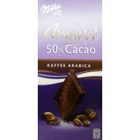 Milka Amavel 50% Cocoa -  Kaffee Arabica