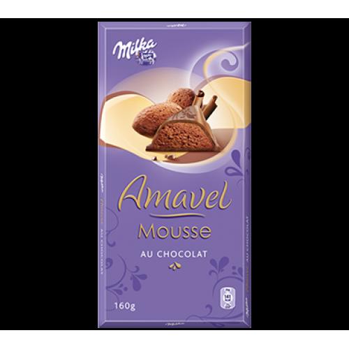 Milka Amavel Mousse Chocolate