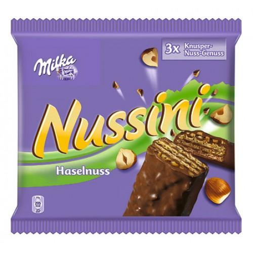 Milka Nussini 3x40g