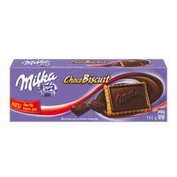 Milka Choco Biscuit Dark