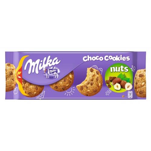 Milka Choco Cookies Nuts 168g