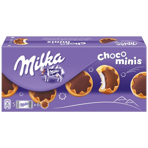 Milka Chocominis