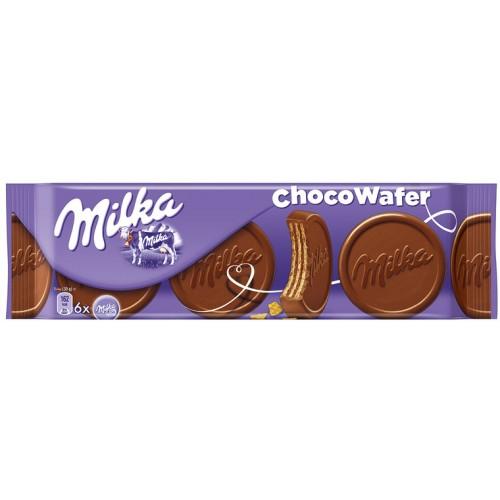 Milka Choco Wafer 180g