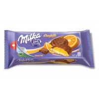 Milka ChocoJaffa Biscuits Orange Jelly