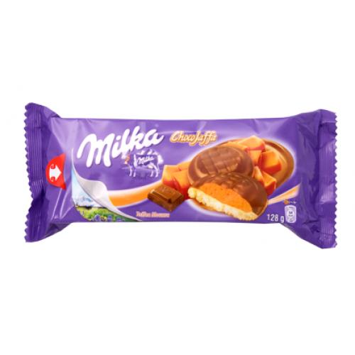 Milka ChocoJaffa Biscuits Toffee
