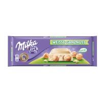 Milka White Whole Hazelnuts