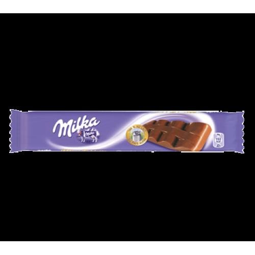 Milka Alpine Milk Mini Chocolate
