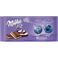Milka Blueberry