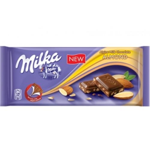 Milka Almond