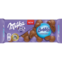 Milka Bubbly Milk 100g