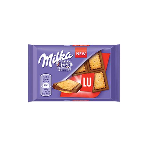 Milka LU 35g