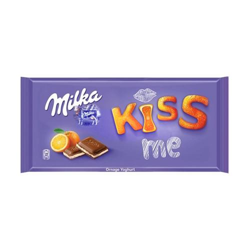 Milka Orange & Yoghurt (Kiss Me)