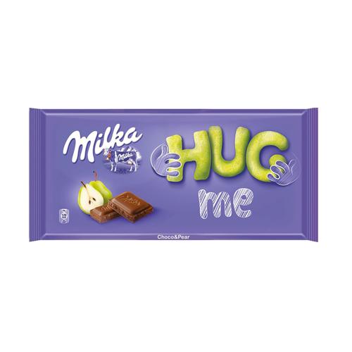 Milka Pear (Hug Me)