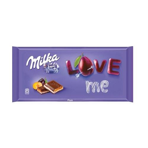 Milka Plum (Love Me)