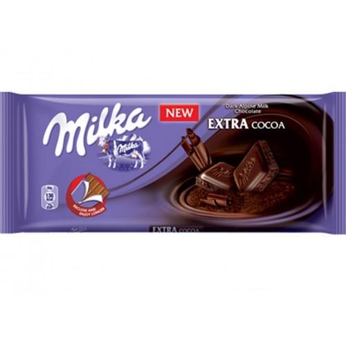 Milka Extra Cocoa