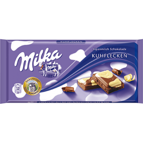 Milka Happy Cows (Kuhflecken) 100g