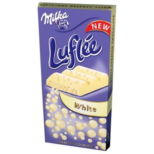 Milka Luflee White