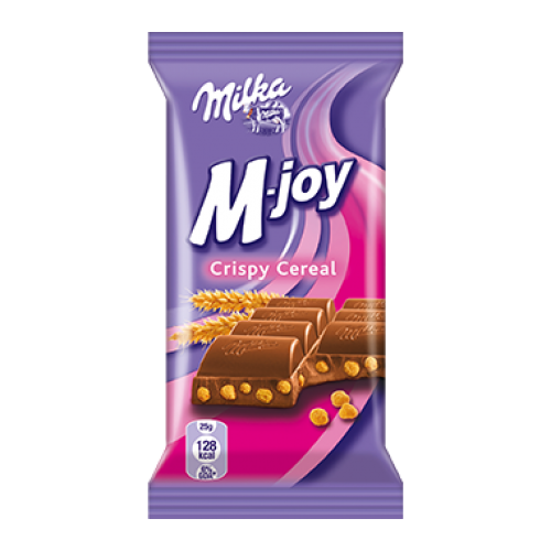 Milka M-joy Crispy Cereal