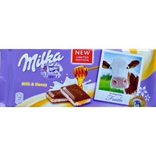 Milka Milk & Honey