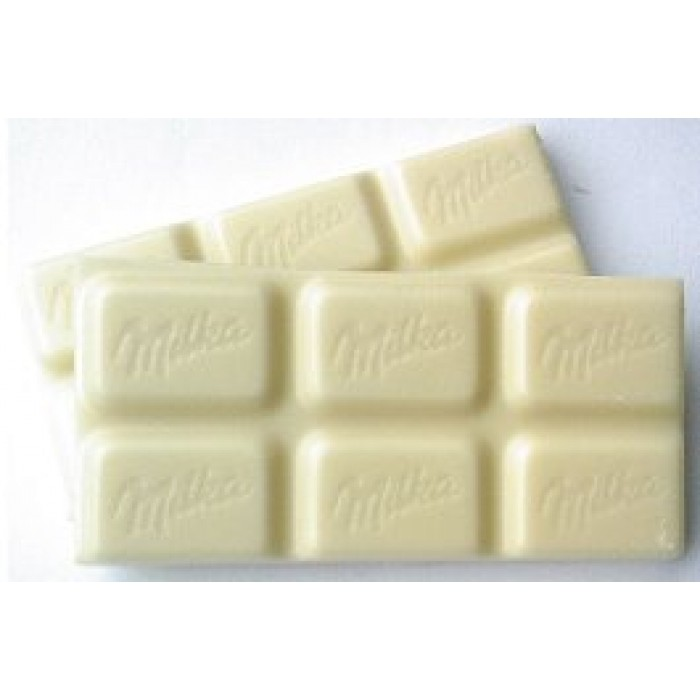 Milka White Chocolate Biscuits