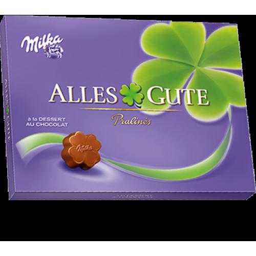 Milka Ales Gute/ Happy 125g