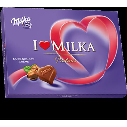 Milka I Love Milka Hazelnut